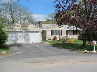Providence County Single Family Home For Sale: 5 Hilltop Dr