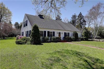 Barrington Single Family Home For Sale: 59 Chapin Rd
