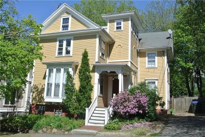 East Side Of Providence RI Multi Family Home For Sale: $550,000