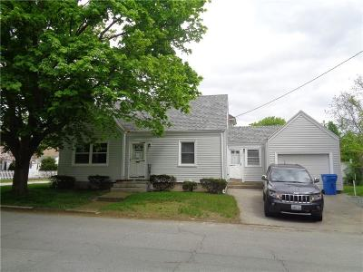 Providence County Single Family Home For Sale: 137 Southern St