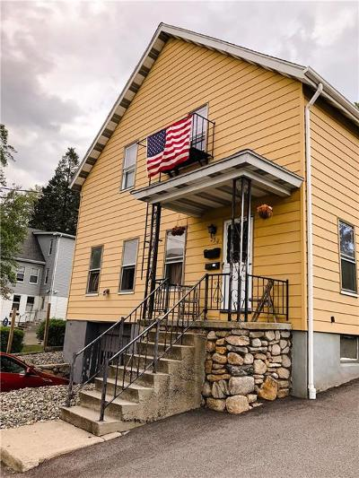 Providence County Multi Family Home For Sale: 250 Cottage St