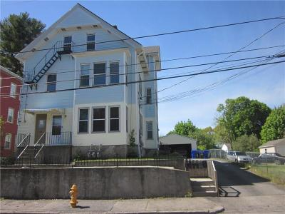 Pawtucket Multi Family Home Act Und Contract: 60 Samuel Av