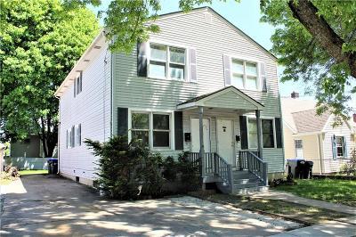 Providence Multi Family Home For Sale: 207 Sisson St