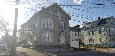 Pawtucket Multi Family Home For Sale: 150 North Bend St