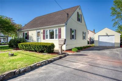 Woonsocket Single Family Home Act Und Contract: 135 Avenue A Av