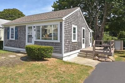 Narragansett Single Family Home Act Und Contract: 16 Frances Av