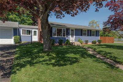 Warwick Single Family Home For Sale: 3 Hanover St