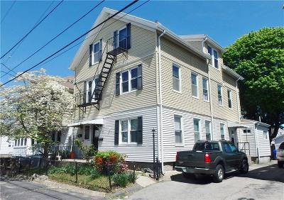 Pawtucket Multi Family Home For Sale: 175 Morris Av
