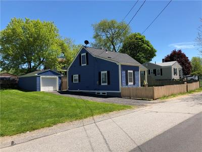Swansea Single Family Home For Sale: 38 Gifford St