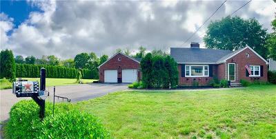 North Smithfield Single Family Home For Sale: 67 Homecrest Av