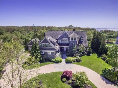Portsmouth Single Family Home For Sale: 106 Carnegie Harbor Dr