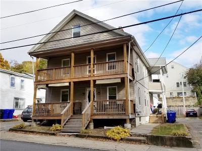 West Warwick Multi Family Home For Sale: 126 Brookside Av