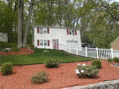 Woonsocket Single Family Home For Sale: 1631 Manville Rd