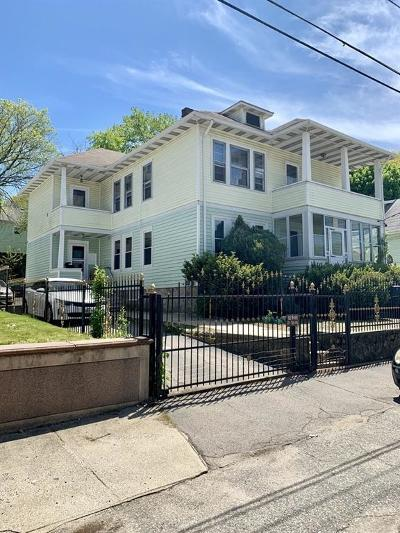 Woonsocket Multi Family Home For Sale: 96 Rodman St