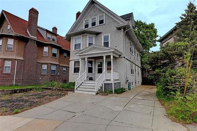 Providence County Multi Family Home For Sale: 143 Irving St