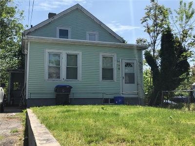 Providence Single Family Home Act Und Contract: 26 Benedict St