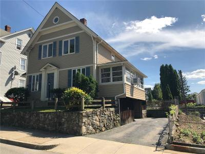Woonsocket Single Family Home Act Und Contract: 49 Willow St