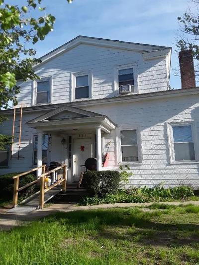 West Warwick Multi Family Home For Sale: 131 Legris Av