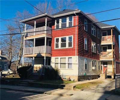 Providence County Multi Family Home For Sale: 339 Second Av