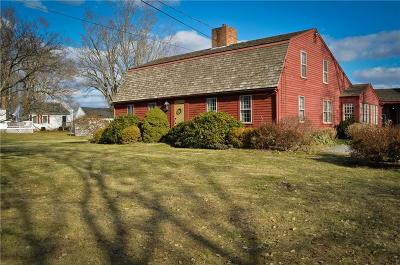Bristol County Single Family Home For Sale: 1236 Hope St