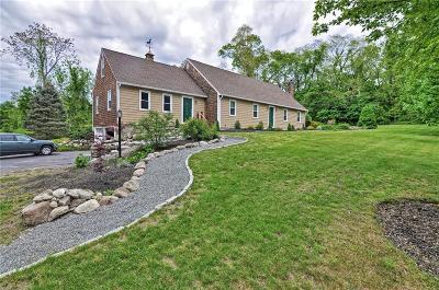 Warwick Single Family Home For Sale: 109 Homestead Av