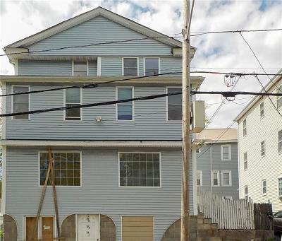 Providence County Multi Family Home For Sale: 172 - 176 Chad Brown St