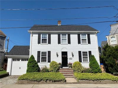 Newport Single Family Home For Sale: 9 Brinley St