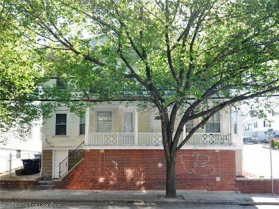Providence RI Multi Family Home For Sale: $299,000