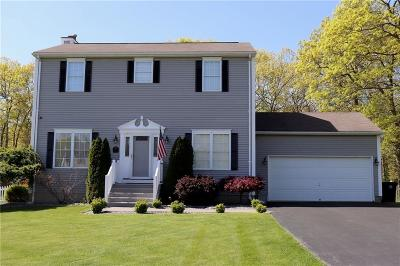 Coventry Single Family Home For Sale: 65 Fieldstone Dr