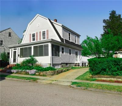 Cranston RI Single Family Home For Sale: $249,900