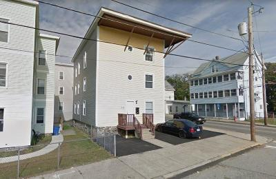 Woonsocket Multi Family Home For Sale: 570 Privilege St