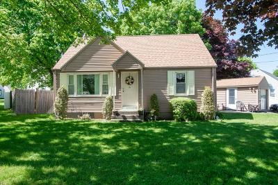 Cranston RI Single Family Home For Sale: $264,900