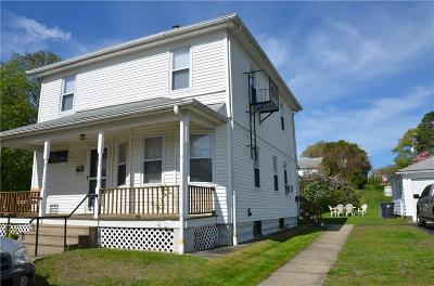 West Warwick Multi Family Home For Sale: 20 Lafayette St