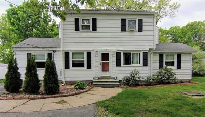 Cumberland Multi Family Home For Sale: 25 Pine Swamp Rd