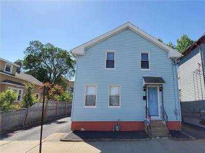 Providence County Single Family Home For Sale: 126 Cass St