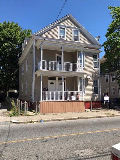 Providence County Multi Family Home For Sale: 249 Orms St