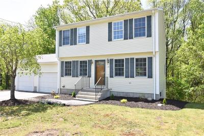 West Warwick Single Family Home For Sale: 21 Loggers Run