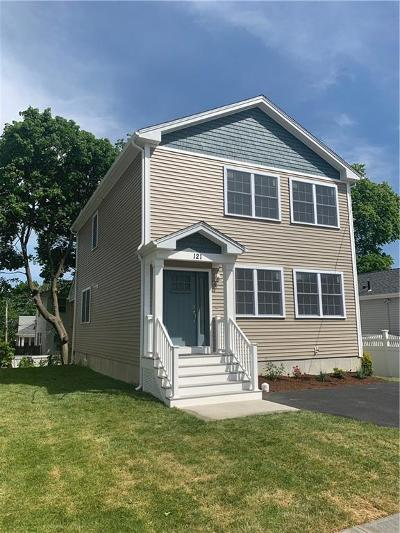 Providence County Single Family Home For Sale: 121 Devonshire St