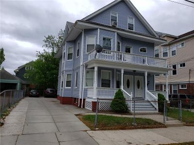Providence RI Multi Family Home For Sale: $339,900