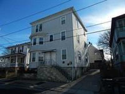 Providence RI Multi Family Home For Sale: $309,900