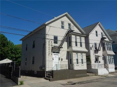 Providence County Multi Family Home For Sale: 29 Clematis St