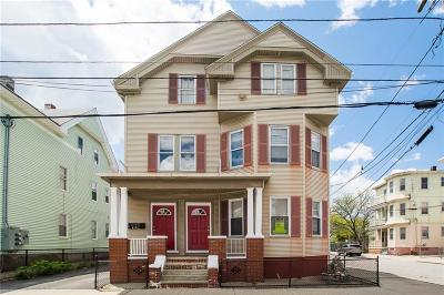 Providence Multi Family Home Act Und Contract: 55 - 57 Vinton St