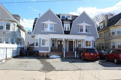 Providence County Multi Family Home For Sale: 32 Marlborough Av