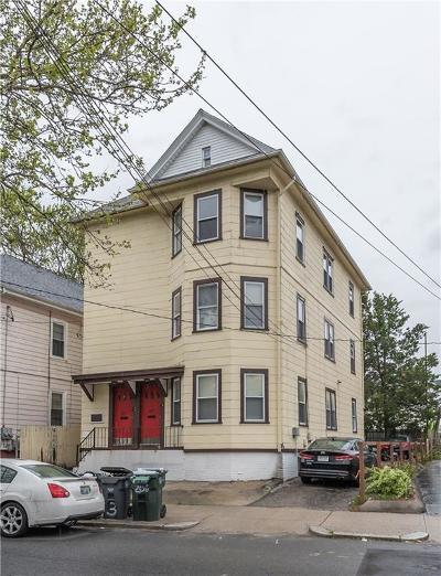 Providence County Multi Family Home For Sale: 204 River Av