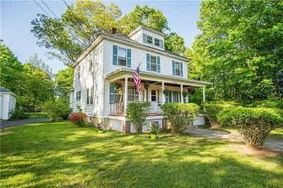 Kent County Single Family Home For Sale: 1527 Centerville Rd