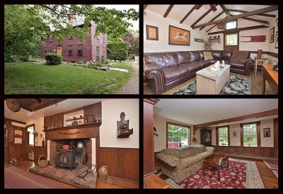 Single Family Home For Sale: 614 Child St