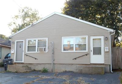 Providence County Multi Family Home For Sale: 34 - 36 Victoria St