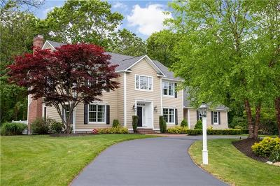 Warwick Single Family Home Act Und Contract: 210 Shadow Brook Dr