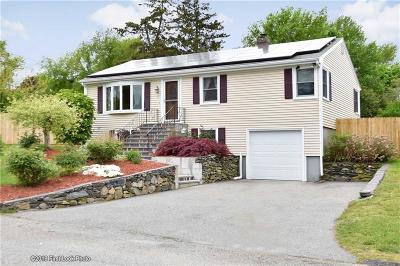 Portsmouth Single Family Home Act Und Contract: 134 Valhalla Dr