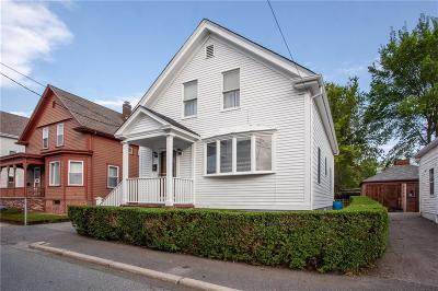 Bristol County Single Family Home For Sale: 26 Bourne St